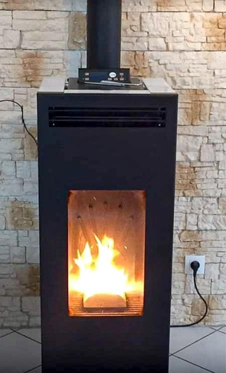 Poêle à granulé ou à bois et pellets Domo Conseil Toulouse