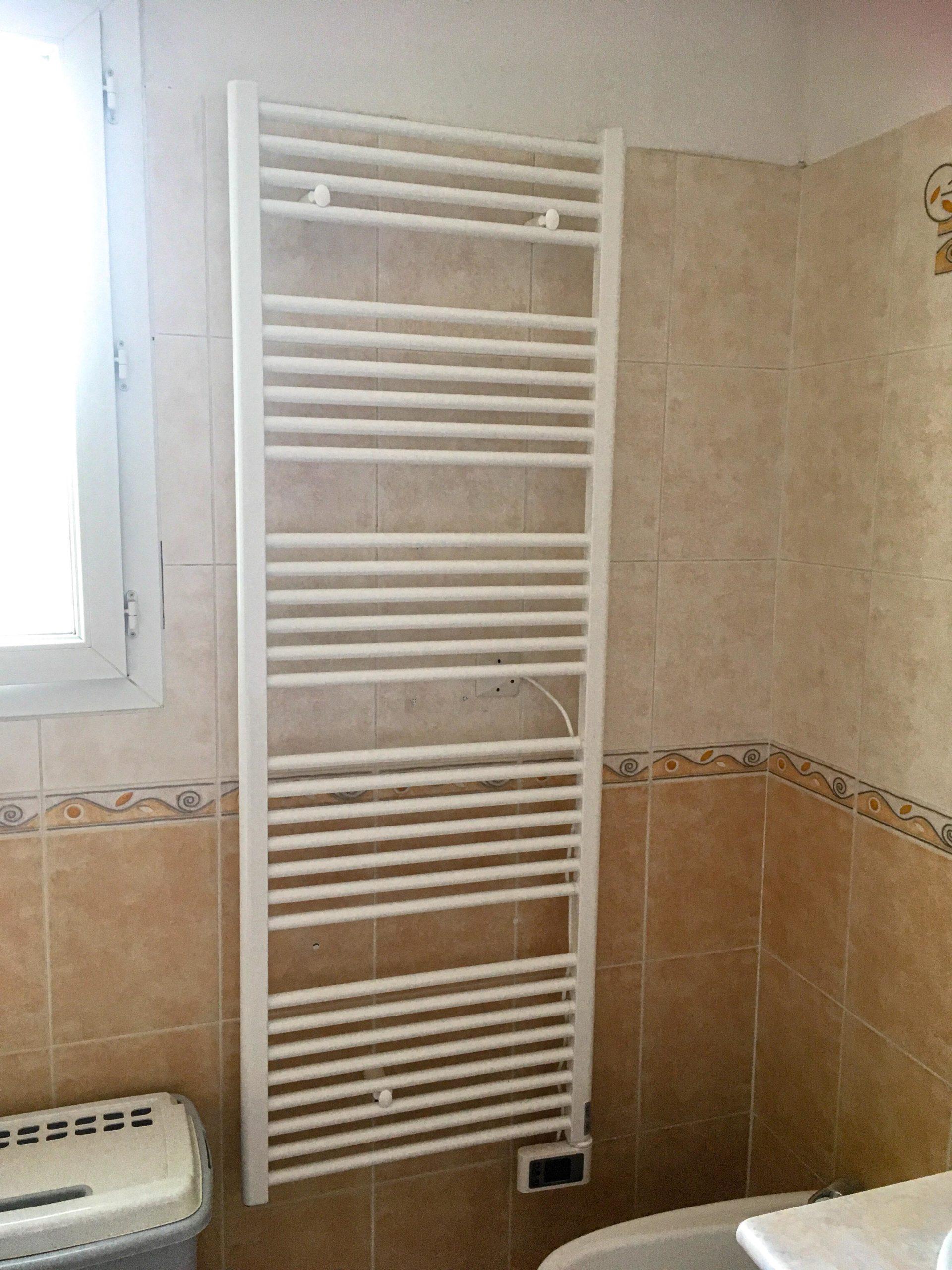 Chauffage chaleur douce inertie salle de bain Domo Conseil Toulouse
