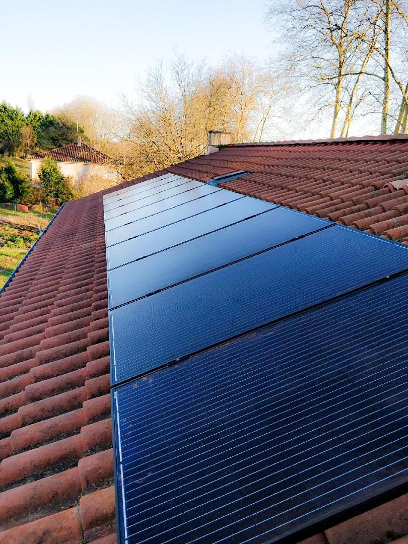 Panneaux solaires photovoltaïques auto consommation Domo Conseil Toulouse