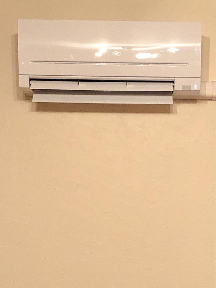 pompe à chaleur air / air splits Domo Conseil Toulouse