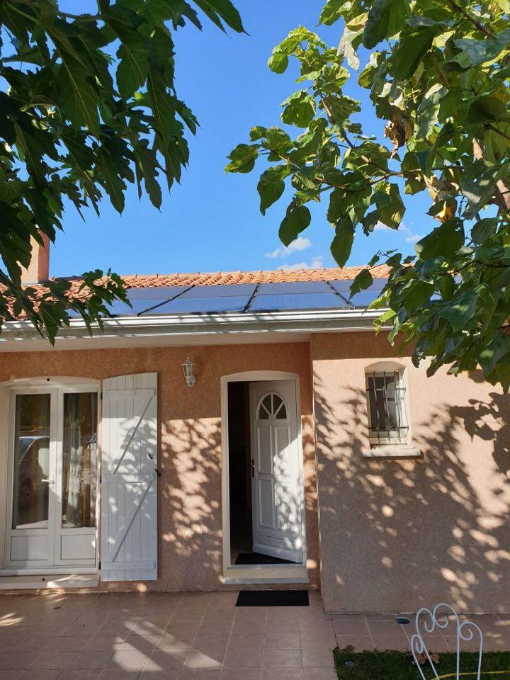 Diagnostic panneaux solaires maison Domo Conseil Toulouse