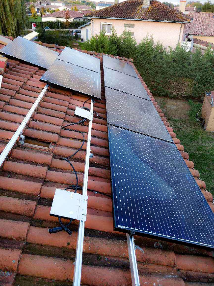 Panneaux photovoltaïques Toulouse Région Domo Conseil